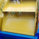 Recuperator nisip cu o cuva de 500 mm