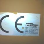 Concasor mobil HARTL CRUSHTEK