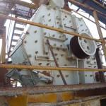 Concasor cu impact OMT 600 RV