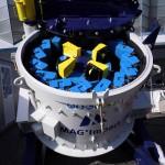 Concasor cu ax vertical MAG'Impact 2100