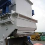Concasor tertiar cu impact OMT 600 RV