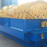 Recuperator nisip 3 cuve