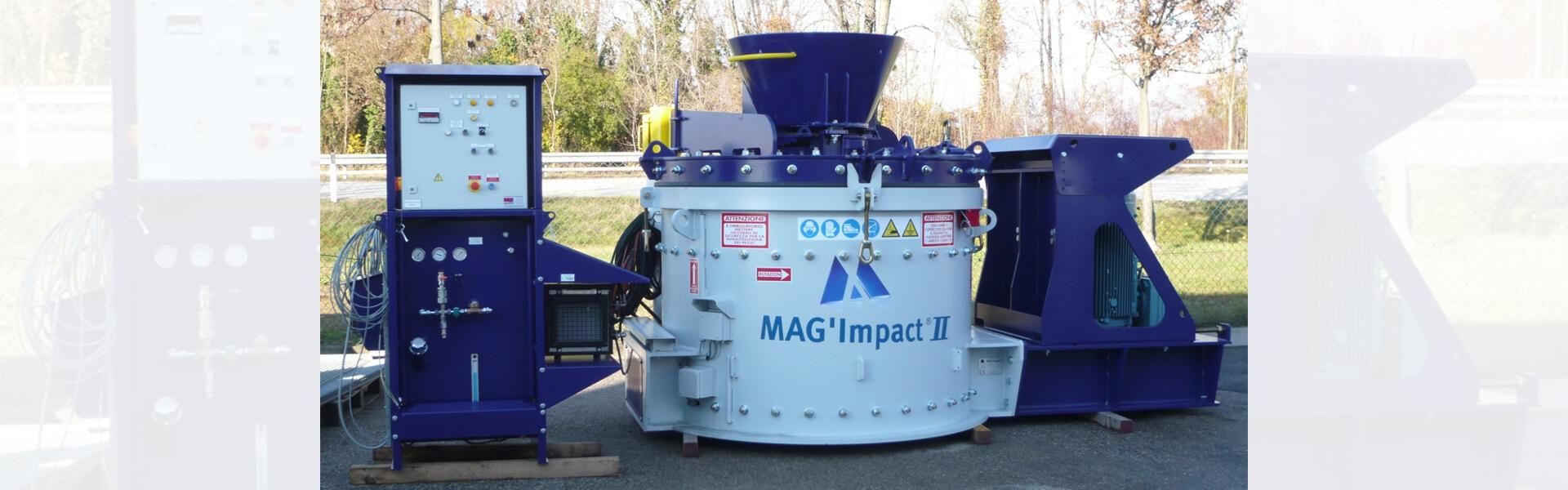 Concasor V.S.I. MAG'Impact